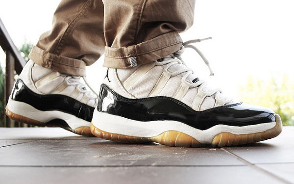Air Jordan 11 Concord - Turbopawel