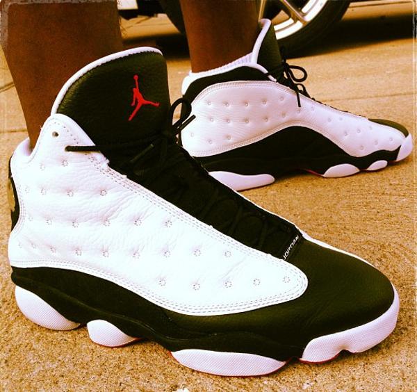 Air Jordan 13 He Got Game - Stone10334