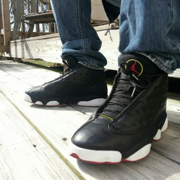 Air Jordan 13 Playoffs - Joshua Ortiz