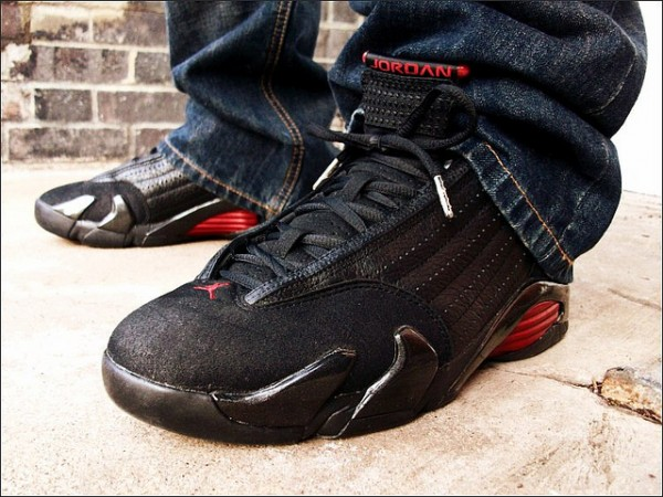 Air Jordan 14 Last Shot - Firepower23