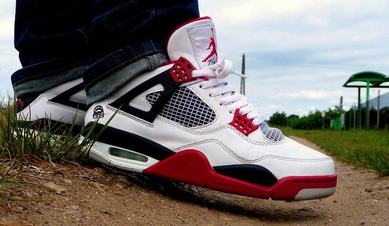separation shoes 2416b 98437 Air Jordan 4 Mars