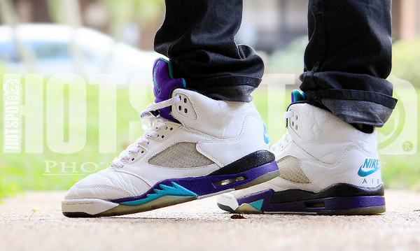 Air Jordan 5 Grape - Hotspot472