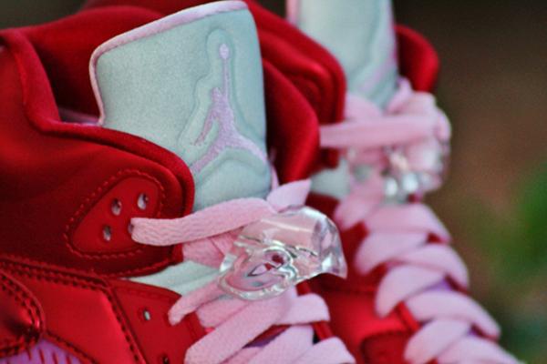 Air Jordan 5 Retro Saint Valentin