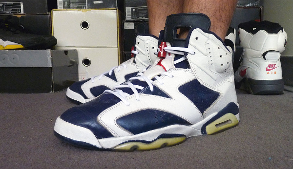 Air Jordan 6 Olympic - Bboykai91