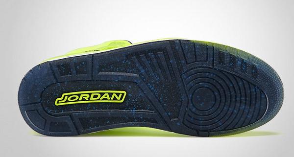 Air Jordan Spizike Fluo BHM