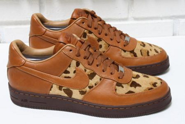 Nike Air Force 1 Low Downtown Leopard