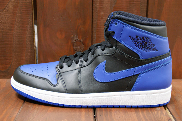 the air jordan 1 royal 2001 rerelease is still the best version of the gq;  aj1-og-royal-2013