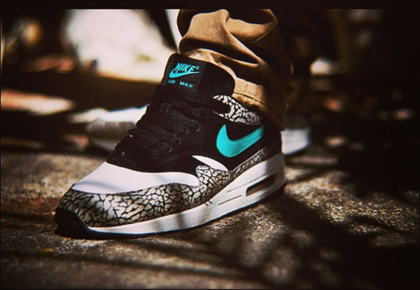 Nike Air Max 1 Atmos Tokyo 7 paires d'anthologie