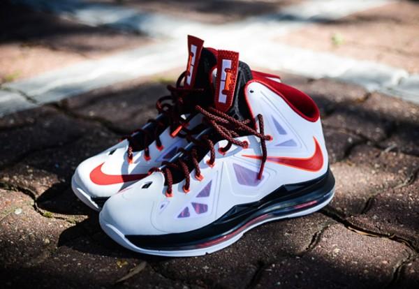 Nike Lebron 10 Home