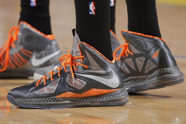 Nike Lebron 10 BHM - chaussure de basket 18adc70e6f