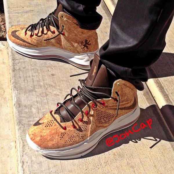 Nike Lebron 10 Cork - Jonathan