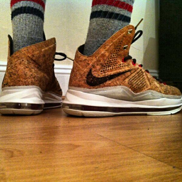 Nike Lebron 10 Cork - Kevin Richmond