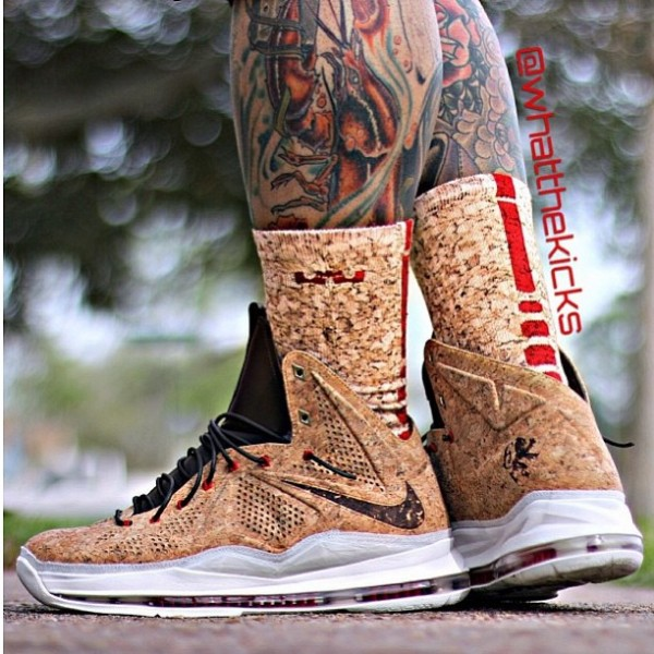 Nike Lebron 10 Cork - Whatthekicks