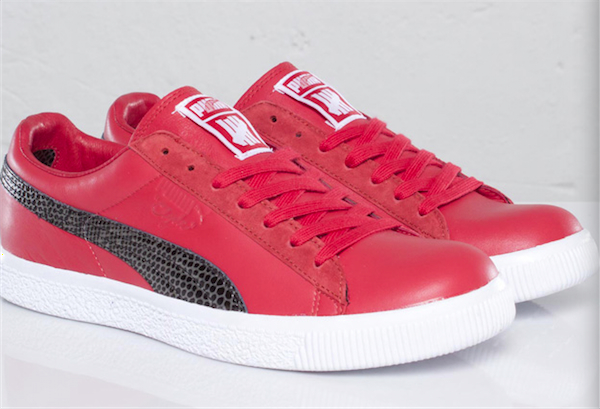 PUma Clyde Undefeated
