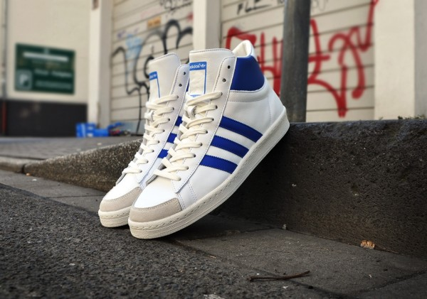 Adidas AO Hook Shoot 2 White/Blue