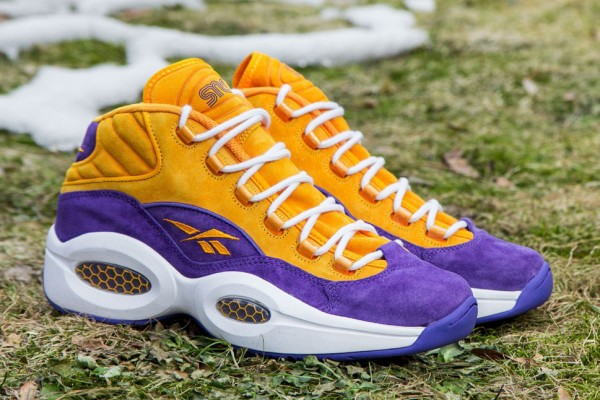 Reebok Question Mid Crocus