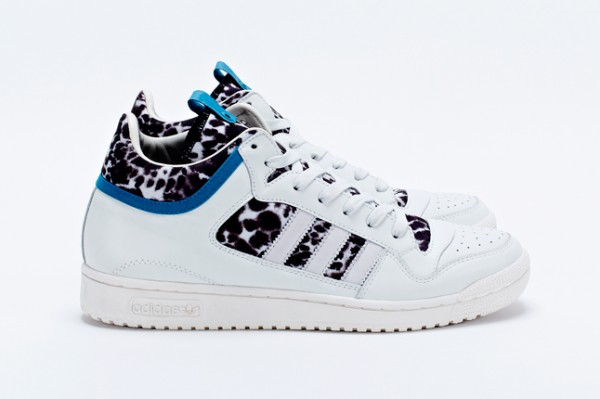 Adidas Consortium Strider Leopard Water Colour Animal
