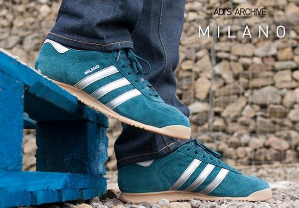 Chaussure 08032013 Adidas Milano Deep Original Sortie Le Petrol TclK1JF