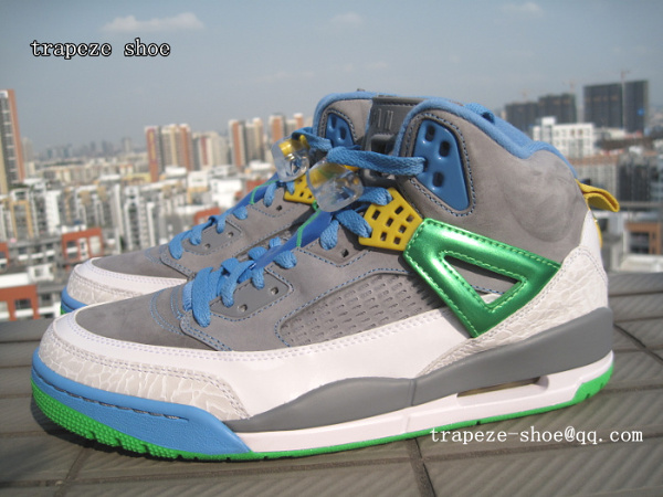 Nike Air Jordan Spizike Poison Green