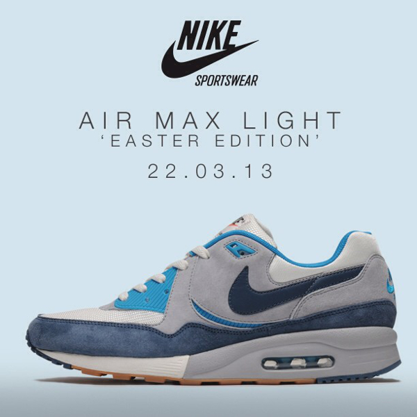 Nike Air Max Light Easter Size?
