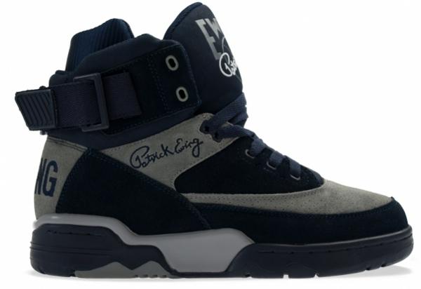 Ewing 33 Hi Georgetown (gris et noir)