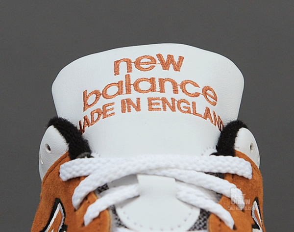 New Balance 1500 Suede Curry made in england