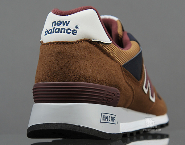 New Balance 577  marron made in england