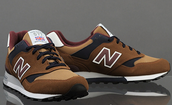 New Balance 577 Marron « chocolat »