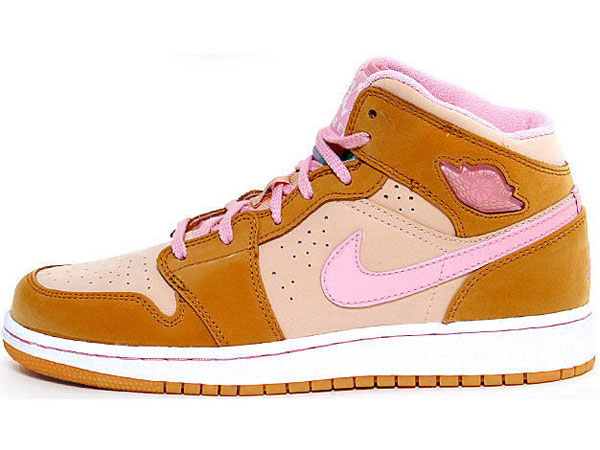Air Jordan 1 Mid Easter Hare - 2009