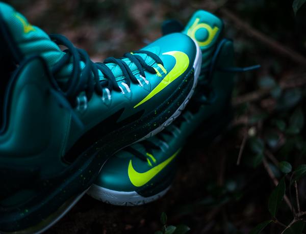 Nike KD 5 'Hulk