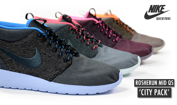 Nike Roshe Run Mid City