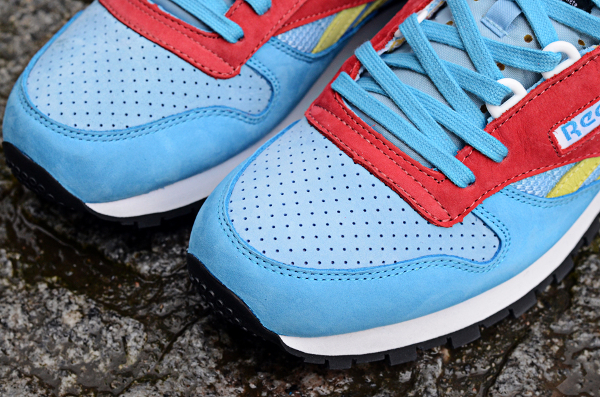 Reebok Classic Leather Aztec Packer Shoes