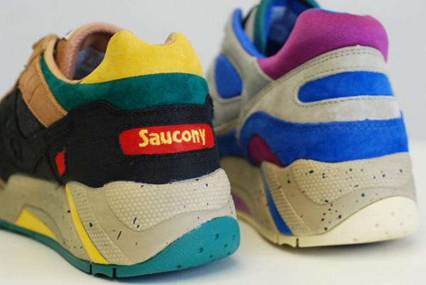 Saucony Elite G9 Shadow 5 & 6