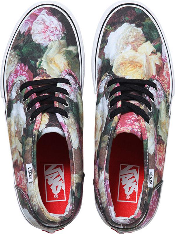 Vans Supreme Fleurs