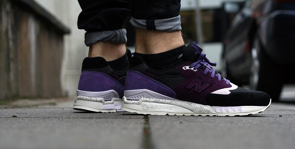 new balance 998 purple