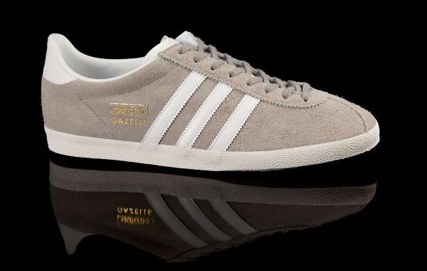 Adidas Gazelle OG blanc & gris