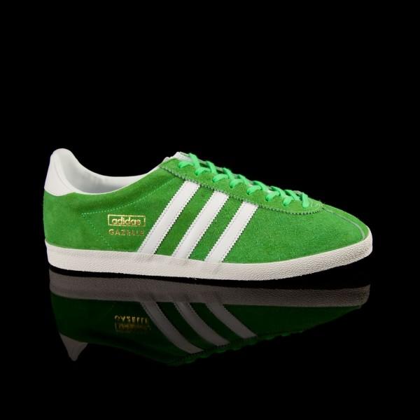 Adidas Gazelle OG vert