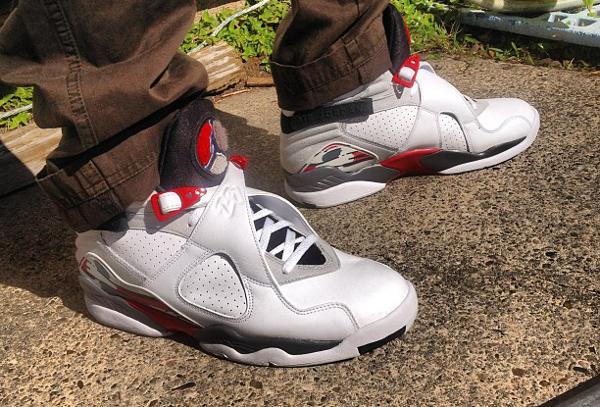 Air Jordan 8 Bugs Bunny - Demarion Carter