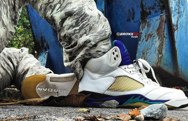 Air Jordan 5 Grape - Bronxcoacek