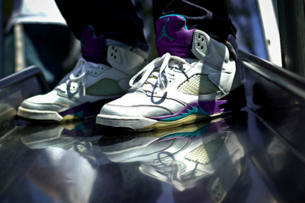 Air Jordan 5 Grape - Rpsullivan