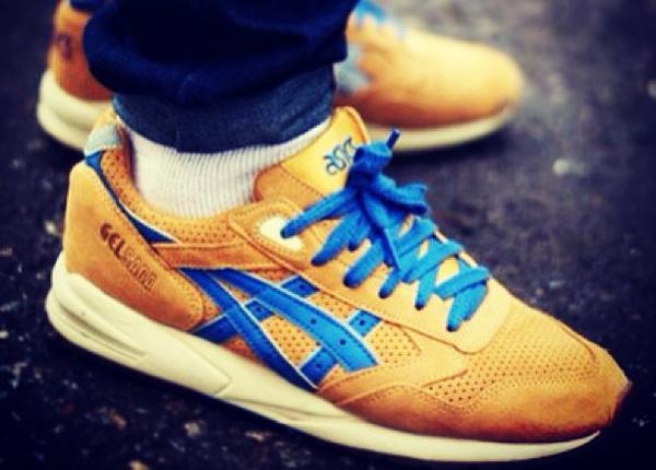 Asics Gel Saga Footpatrol - la sneaker du jour (18/04/2013)