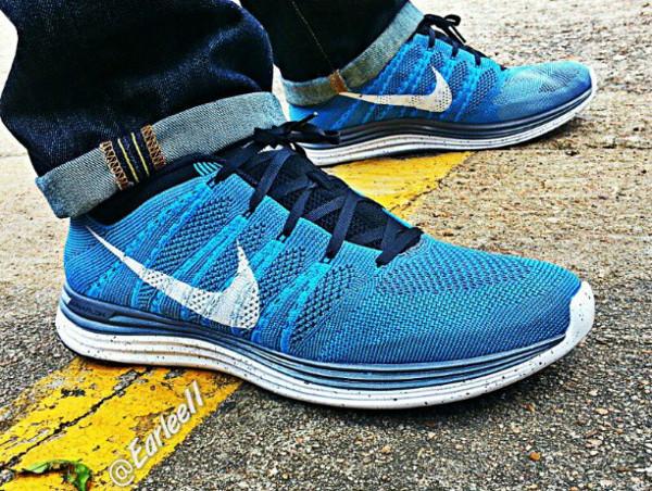 Nike Flyknit - Aren Fong