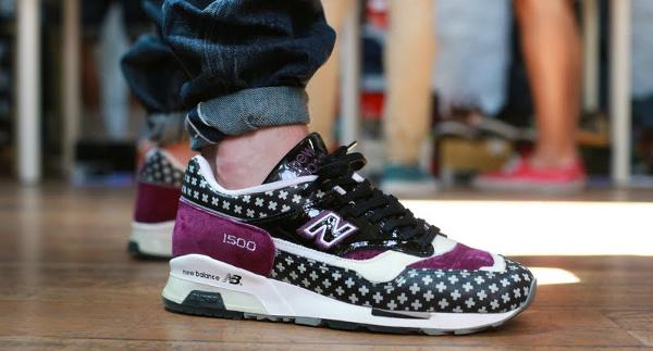 New Balance 1500 Colette La MJC - Stepintomyrunningshoes