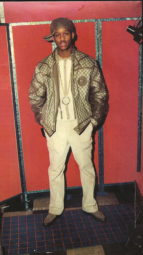 Young Alpo - Dapper dan