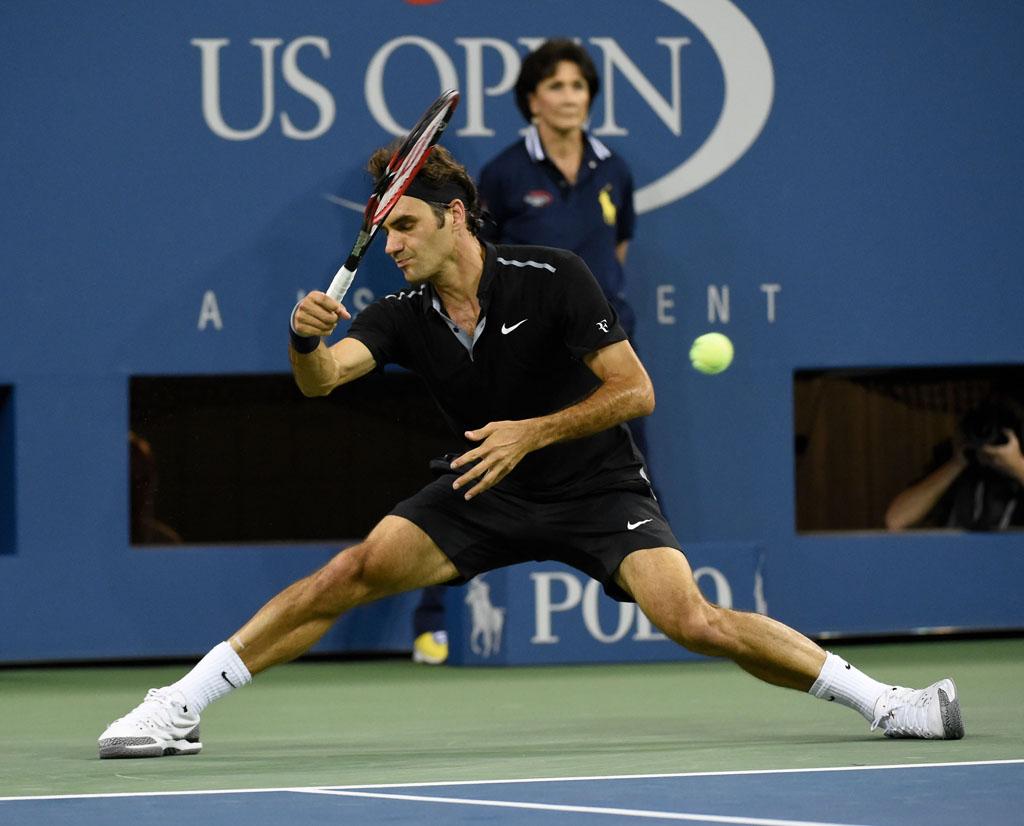 Roger Federer Nike Court Vapor AJ3 White Cement