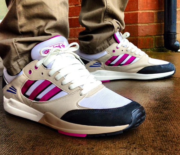Adidas Tech Super Running White/Bliss/Vivid Pink - Inspectah_hick