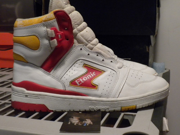 "Etonic Hakeem Olajuwon ""The Dream"""