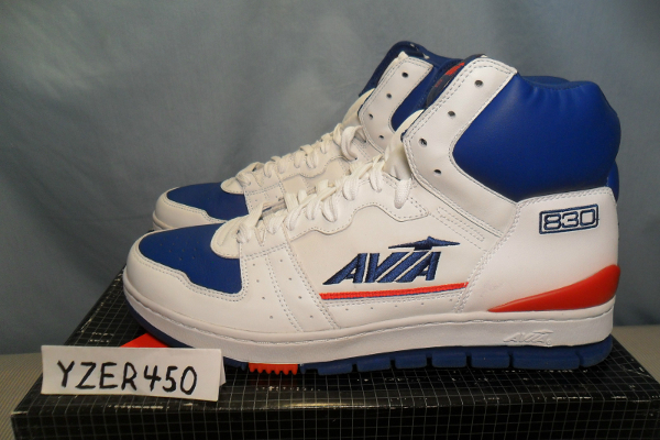 baskets vintage Avia 830 NYC