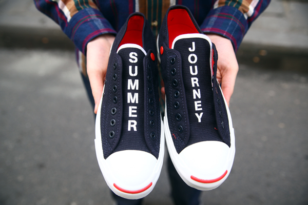 Converse Jack Purcell Slam Jam