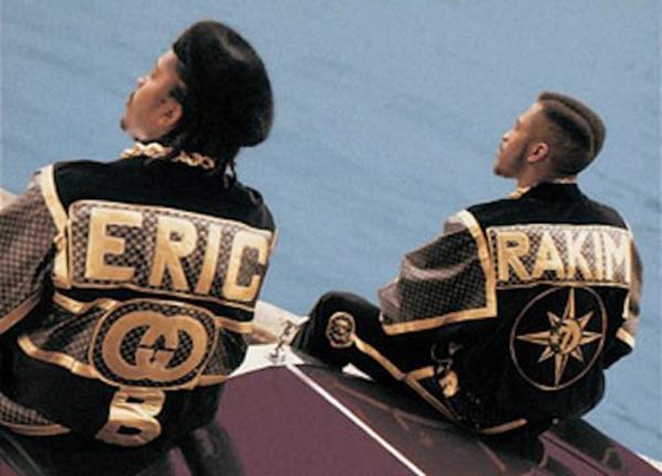 Eric B et Rakim